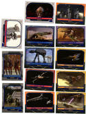 Star Wars Galactic Files Series 2 Blue Parellel Lot of 23 No Doubles