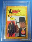 1982 Kenner Indiana Jones Raiders of the Lost Ark Toht AFA 80 POP Sticker