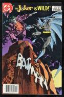 Batman #366 VF W Pages 1st Jason Todd as Robin Joker Cover