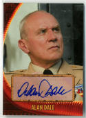 Topps Indiana Jones Kingdom of the Crystal Skull Alan Dale Gen Ross Autograph