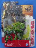 Transformers Movie 4 Age of Extinction Snarl Hasbro Autobot Stegosaurus