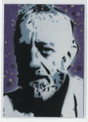 Ben Kenobi Color SKETCH CARD 2018 TOPPS STAR WARS BLACK & WHITE Jason Adams 1/1