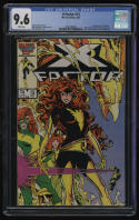 X-Factor #13 CGC 9.6 W Pgs 2/1987 Phoenix 1st The Twelve Louise Walt Simonson