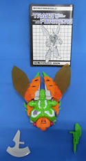Transformers Venom Loose Complete Generation 1 Deluxe Insecticon W Instructions