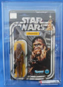 1978 Kenner Star Wars Chewbacca Carded Action Figure AFA 80 NM 12 Back A