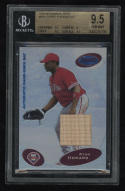 2003 Bowman's Best Ryan Howard Authentic Bat #BBRHJ Rookie Card RC BGS 9.5